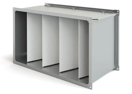 Фильтр карманный  канальный прямоугольный SCF 50-25