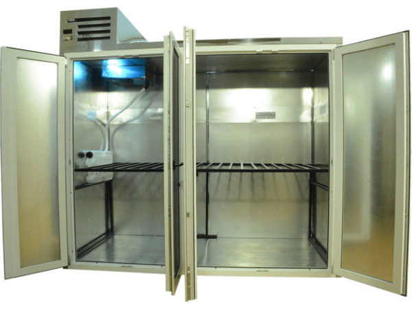 Холодильная камера охлаждения для пивных кег (кегератор)