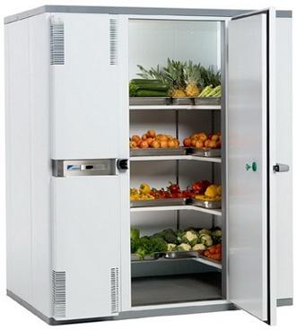 Холодильная камера для загородного дома / коттеджа