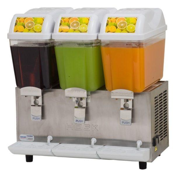 Ремонт барных охладителей сока