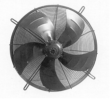 Вентилятор осевой Weiguang YWF 4E 300 S