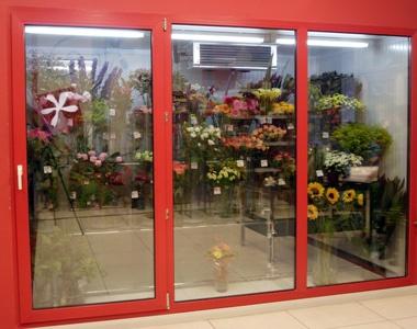 Холодильные камеры для цветов Киев
