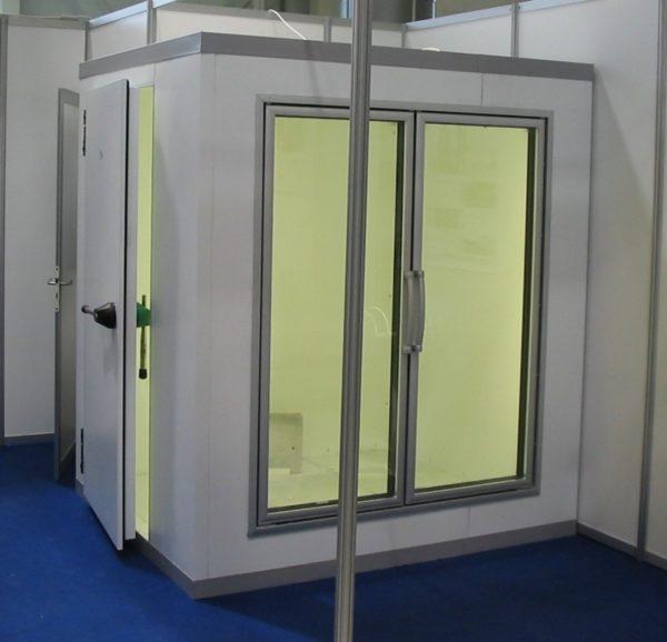 Холодильные камеры для медицинских учреждений